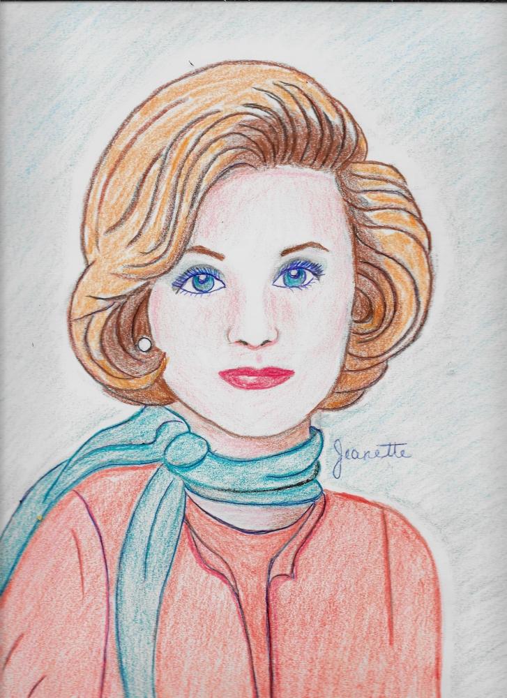 Cybill Shepherd by Jeanette